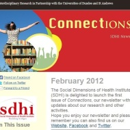 SDHI Connections Newsletter - 1st Edition